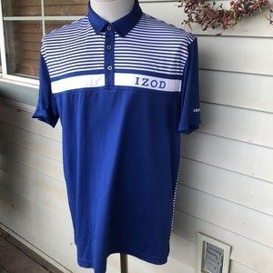 Izod Golf Polo.  Men's large.